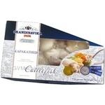 Морепродукты каракатица Скандинавика замороженная 300г