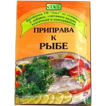 Скидка на Приправа Edel для рыбы 20г