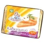 Cheese product Dobriana processed 45% 90g Ukraine