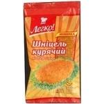 Шницель Легко курица полуфабрикат 152г Украина