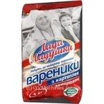 Вареник Лада ладушка з картоплею 1000г Україна