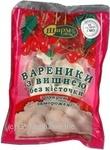 Вареники Шарм с ягодами замороженная 400г Украина