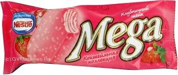 Морозиво Mega Полуниця Nestle 110г