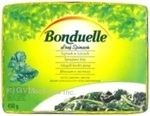 Vegetables spinach Bonduelle frozen 450g