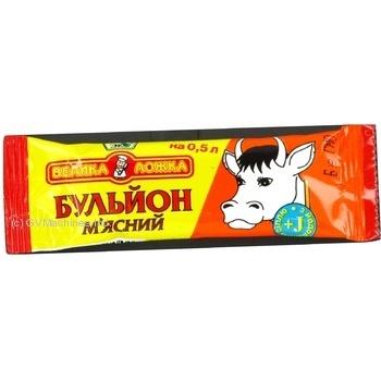 Бульйон мясний Україна Еко 10г