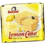 Торт Балконі лимон 500г Італія