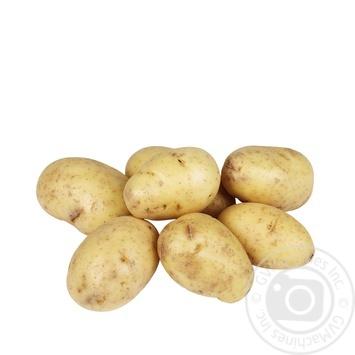 Овощи картофель свежая 1500г