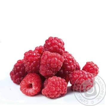 ягода малина свежая