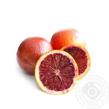 Фрукт цитрус апельсин красное свежая