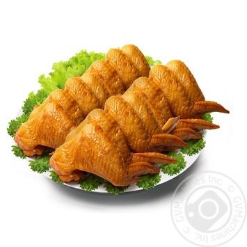 Мясо Славна курица копчено-вареный Украина