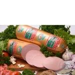 Колбаса Луганские деликатесы вареная Украина