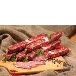 Колбаса Луганские деликатесы Венеция сырокопченая Украина