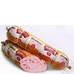 Sausage Schiry kum Rusanivska boiled Ukraine