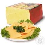Сыр голландский твердый 45% Украина