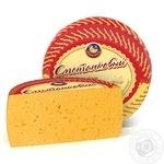 Сыр Пирятин Сметанковый твердый 50%