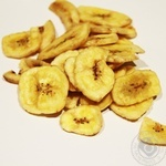 Dried fruits banana