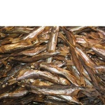 Fish capelin Amstor cold-smoked