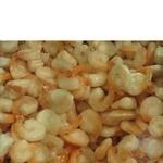 Морепродукты креветка ваннамей очищенная