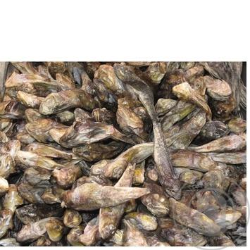 Бычок азово-черноморский вяленый 1 сорт
