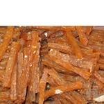 Форель вяленая солено-сушеная нарезанная соломкой