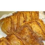 Хачапури с сыром слоеная