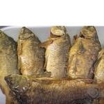 Рыба карп Амстор с головой