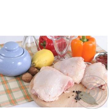 Бедро цыпленка-бройлера охлажденное