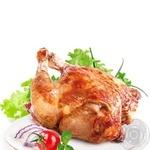 Курица Амстор жареная Украина