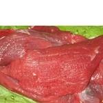 Мясо Продукты из села телячье обрезное без жилок охлажденное