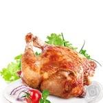 Куриця Амстор смажена