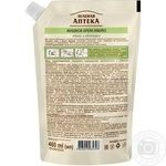 Мыло жидкое Зеленая Аптека Алоэ и авокадо 460мл - купить, цены на Novus - фото 2