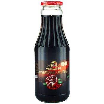 Mister Granat Pomegranate juice with sugar 1l - buy, prices for Auchan - photo 1