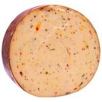 Сыр копченый с травами 45%