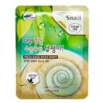 3W Clinic Fresh Fabric Face Mask with Snail Mucin 23ml