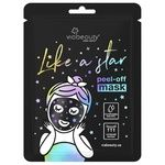 Viabeauty Like a star Face Mask with Hyaluronic Acid