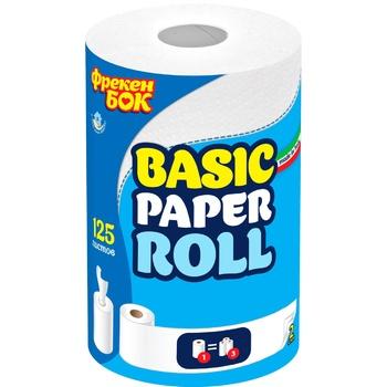 Freken Bok Two-Ply Paper Towels 125detachments - buy, prices for MegaMarket - image 1