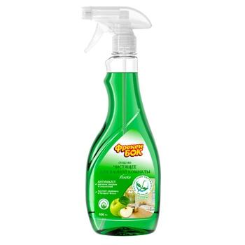 Екологічний засіб Фрекен Бок Яблуко для миття ванної кімнати 500мл - купити, ціни на Ашан - фото 1