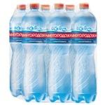 Myrgorodska strongly carbonated water 1,5l