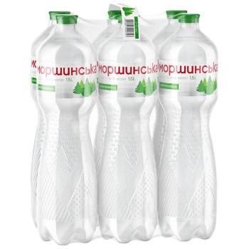 Мінеральна вода Моршинська слабогазована 1,5л - купити, ціни на Метро - фото 3