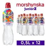 Morshynsʹka JuniorZ Mineral water non-carbonated 0,5l
