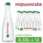 Morshynsʹka Premium Mineral water low-carbonated 0,33l