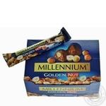 Шоколад молочный Millennium Golden Nut 80шт 40г