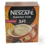 Beverage Nescafe with coffee stick sachet
