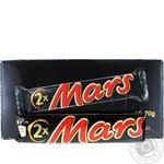 Candy bar Mars