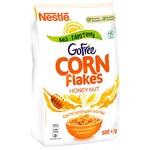 NESTLÉ® HONEY NUT CORN FLAKES gluten free cereal 500g