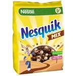 Готовий сухий сніданок NESTLÉ® NESQUIK® MIX 225г