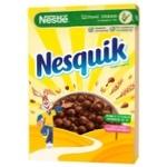 Готовый сухой завтрак NESTLÉ® NESQUIK® 125г