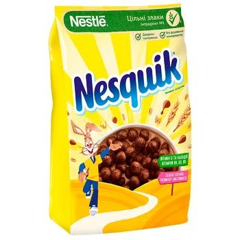 Готовий сухий сніданок NESTLÉ® NESQUIK® 460г