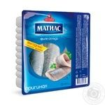 Santa Bremor Matias in oil herring fillet 1000g