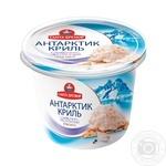 Паста Санта-Бремор Антарктик-Криль сливочно-чесночная с морепродуктов 150г - купить, цены на Фуршет - фото 1